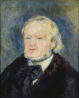 Auguste Renoir: Richard Wagner