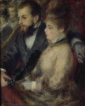 Auguste Renoir: In der Theaterloge