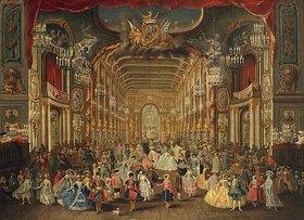 Johann Franz Rousseau: Maskenball in Bonn