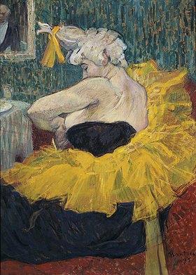 Henri de Toulouse-Lautrec: Die Clownesse Cha-U-Kao