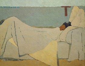 Edouard Vuillard: Im Bett