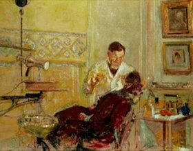 Edouard Vuillard: Doktor G. Viau in seiner Zahnarzt-Praxis