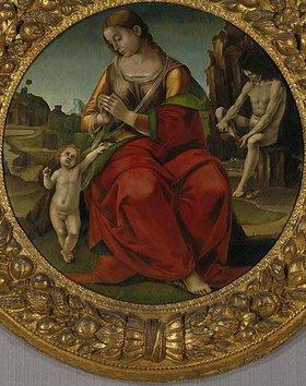 Luca Signorelli: Maria mit dem Kinde