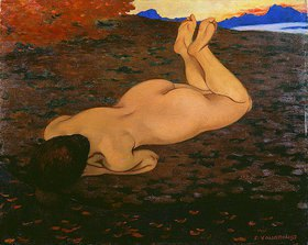Felix Vallotton: Die Quelle