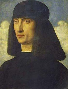 Giovanni Bellini: Bildnis eines Mannes