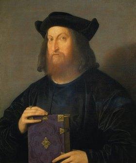 Catena (Vincenzo di Biagio): Bildnis Giangiorgio Trissino