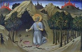 Sano di Pietro: Die Buße des hl. Hieronymus
