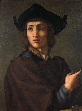 Jacopo Carucci da Pontormo: Bildnis eines Goldschmieds
