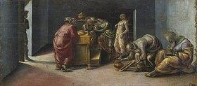 Luca Signorelli: Die Geburt Johannes des Täufers