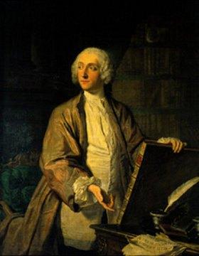 Jacques-André-Joseph-C Aved: Victor Riquetti, Marquis de Mirabeau