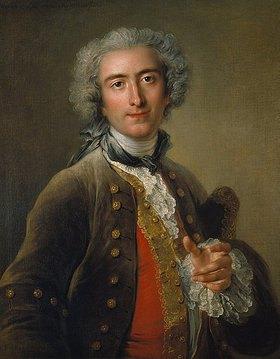 Charles Antoine Coypel: Bildnis des Philippe Coypel