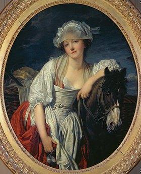Jean Baptiste Greuze: Das Milchmädchen