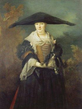 Nicolas de Largilliere: La belle Strasbourgeoise