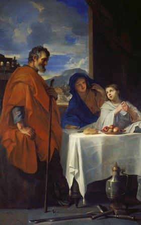 Charles Le Brun: Die Heilige Familie