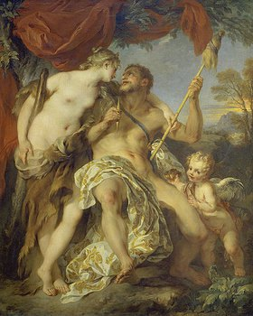 François Lemoyne: Herkules und Omphale