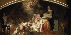 Bartolomé Estéban Murillo: Die Geburt der Mari