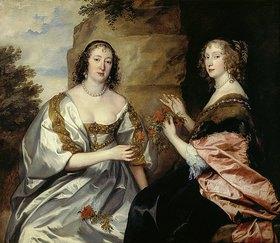 Anthonis van Dyck: Die Ladies Morton und Killigrew