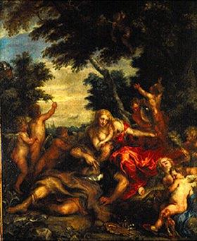 Anthonis van Dyck: Rinaldo und Armida
