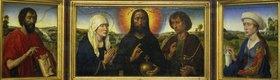 Rogier van der Weyden: Triptychon der Familie Braque