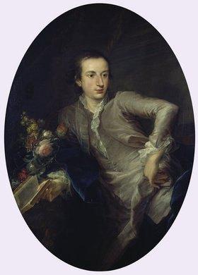 Ludwig Stern: Franz Ludwig Freiherr von Erthal (späterer Fürstbischoff von Würzburg)