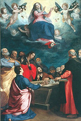 Ludovico Buti: Die Himmelfahrt Mariae