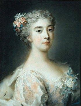 Rosalba Carriera: Henriette von Modena