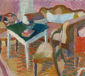 Helmut Macke: Interieur