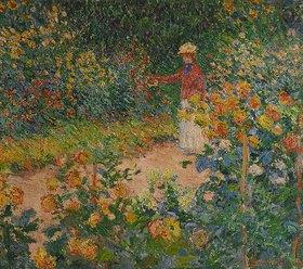 Claude Monet: Im Garten