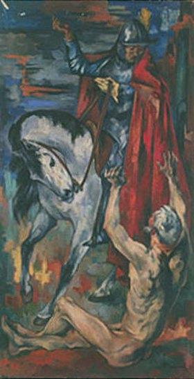 Heinrich Nauen: St. Martin