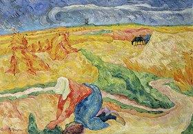 Heinrich Nauen: Ernte