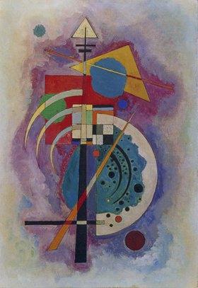 Wassily Kandinsky: Hommage à Grohmann