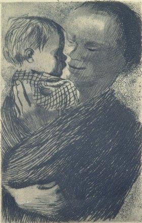 Käthe Kollwitz: Mutter und Kind