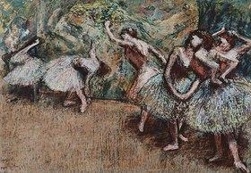 Edgar Degas: Ballett-Szene