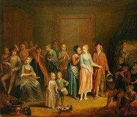 Johann Daniel Bager: Die Brautnacht