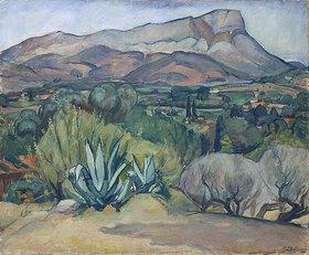 Mathilde Battenberg: Provence Landschaft