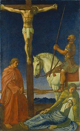 Karl Friedrich (Fritz) Boehle: Kreuzigung