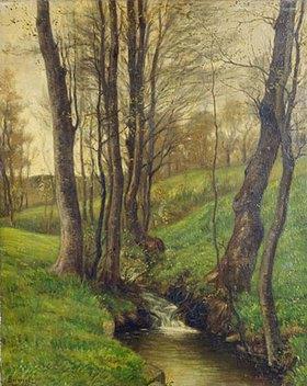 Carl Peter Burnitz: Der Luderbach