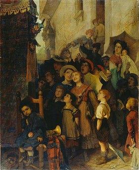 Georg Karl Franz Cornicelius: Das Kasperletheater