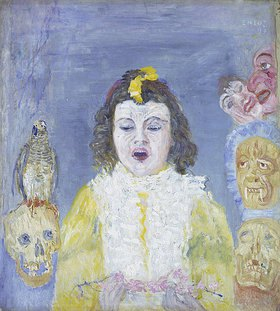James Ensor: Kommunion