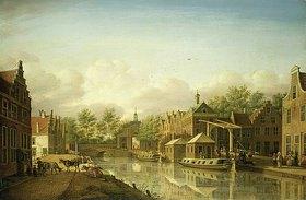Paulus Constantijn la Fargue: Die Korte Mare in Leiden