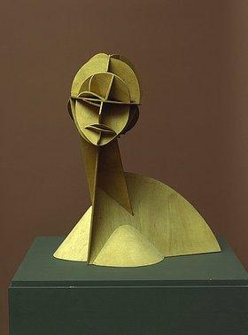 Naum Gabo: Konstruktiver Kopf I