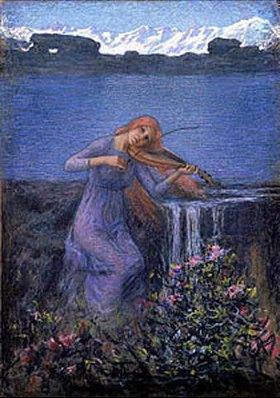 Emilio Longoni: Die Melodie des Flusses