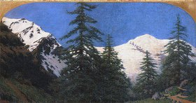 Angelo Morbelli: Hochgebirge