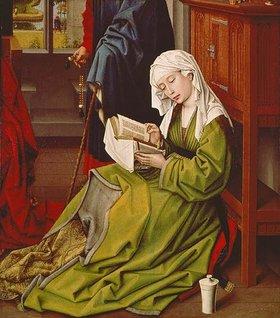 Rogier van der Weyden: Die lesende Maria Magdalena