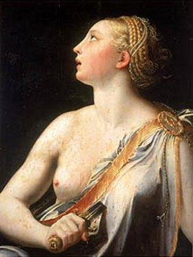 Parmigianino (Francesco Mazzola): Lucrezia