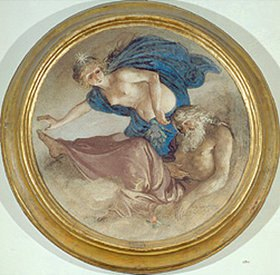 Giovanni (da San Giovanni) Mannozzi: Aurora und Titus