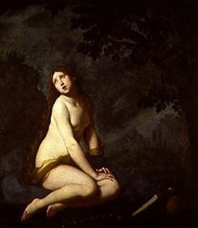 Francesco Furini: Maria Magdalena
