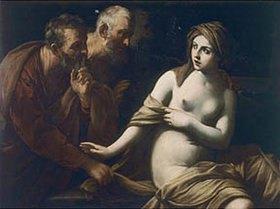 Guido Reni: Susanna im Bade und die beiden Alten