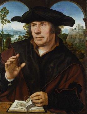 Quinten Massys: Bildnis eines Gelehrten