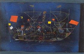 Paul Klee: Das Abenteuerschiff